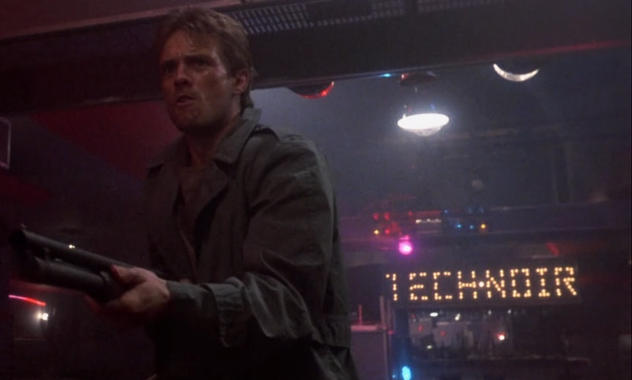 The Terminator - Michael Biehn