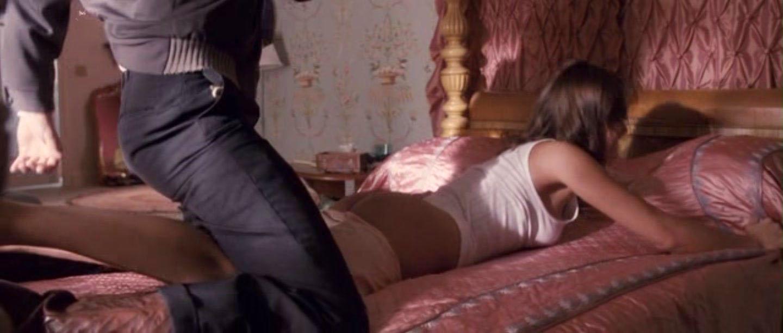 Jessica alba spank